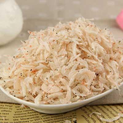 Shrimp  Sorting